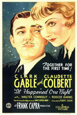 It Happened One Night - 11 x 17 Movie Poster - Style A