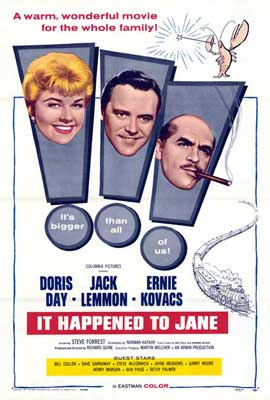 It Happened to Jane - 27 x 40 Movie Poster - Style A
