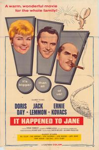 It Happened to Jane - 43 x 62 Movie Poster - Bus Shelter Style A