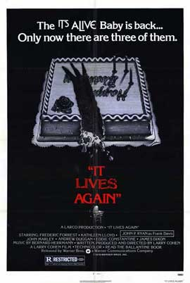 It Lives Again - 11 x 17 Movie Poster - Style A