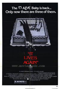 It Lives Again - 27 x 40 Movie Poster - Style A