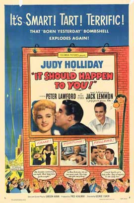 It Should Happen to You - 27 x 40 Movie Poster - Style A