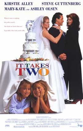 It Takes Two - 11 x 17 Movie Poster - Style A