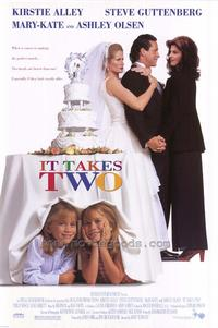 It Takes Two - 43 x 62 Movie Poster - Bus Shelter Style A