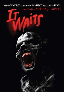 It Waits - 11 x 17 Movie Poster - Style A