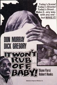 It Won't Rub Off, Baby! - 27 x 40 Movie Poster - Style A
