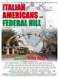Italian Americans and Federal Hill - 11 x 17 Movie Poster - Style A