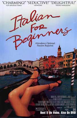 Italian for Beginners - 11 x 17 Movie Poster - Style A