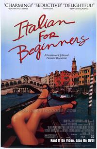 Italian for Beginners - 27 x 40 Movie Poster - Style A