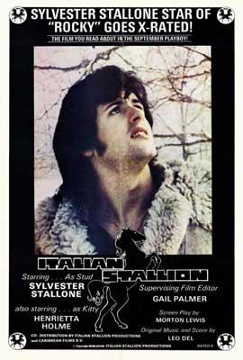 Italian Stallion - 11 x 17 Movie Poster - Style A