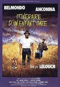 Itin�raire d'un enfant g�t� - 11 x 17 Movie Poster - French Style A