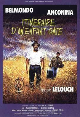 Itin�raire d'un enfant g�t� - 27 x 40 Movie Poster - French Style A