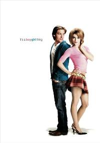 It's a Boy Girl Thing - 11 x 17 Movie Poster - Style A