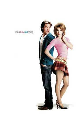 It's a Boy Girl Thing - 27 x 40 Movie Poster - Style B