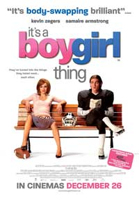 It's a Boy Girl Thing - 11 x 17 Movie Poster - UK Style A