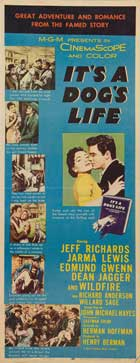 It's a Dogs Life - 14 x 36 Movie Poster - Insert Style A