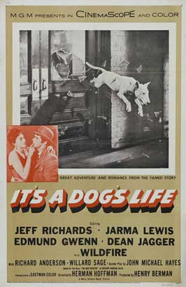 It's a Dogs Life - 27 x 40 Movie Poster - Style A
