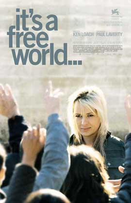 It's a Free World... - 11 x 17 Movie Poster - Style A