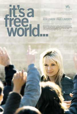 It's a Free World... - 27 x 40 Movie Poster - Style A