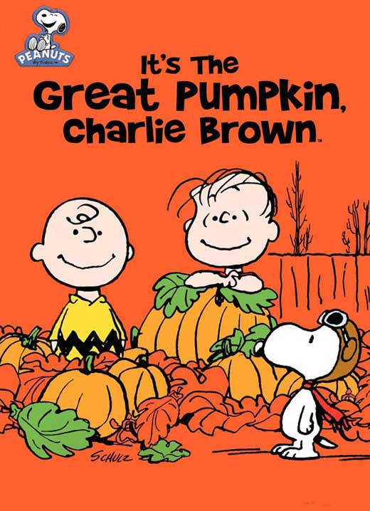 It's the Great Pumpkin, Charlie Brown movie