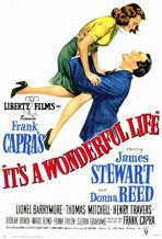 It's a Wonderful Life - 11 x 17 Movie Poster - Style A