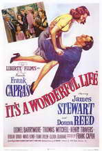 It's a Wonderful Life - 11 x 17 Movie Poster - Style F