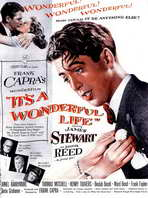 It's a Wonderful Life - 11 x 17 Movie Poster - Style C