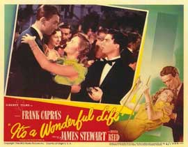 It's a Wonderful Life - 11 x 14 Movie Poster - Style D