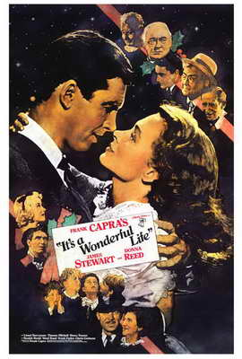 It's a Wonderful Life - 27 x 40 Movie Poster - Style D