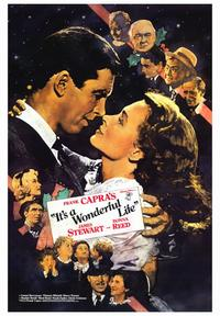 It's a Wonderful Life - 43 x 62 Movie Poster - Bus Shelter Style B