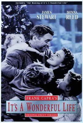 It's a Wonderful Life - 27 x 40 Movie Poster - Style C