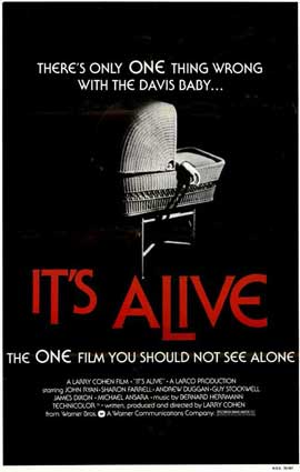 It's Alive - 11 x 17 Movie Poster - Style B