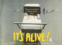 It's Alive - 11 x 17 Movie Poster - Style C
