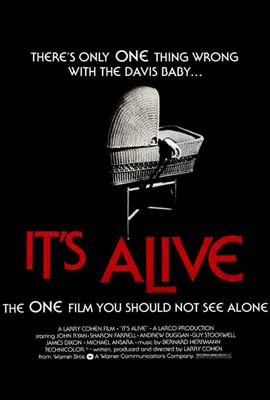 It's Alive - 27 x 40 Movie Poster - Style B