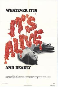 It's Alive - 43 x 62 Movie Poster - Bus Shelter Style A