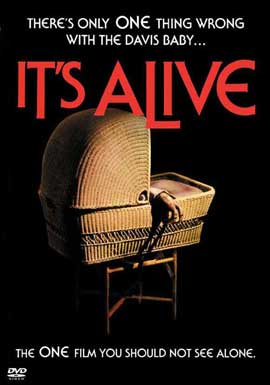 It's Alive - 27 x 40 Movie Poster - Style C