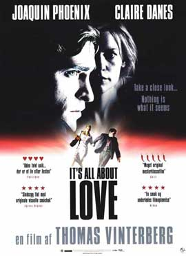 It's All About Love - 11 x 17 Movie Poster - Danish Style A