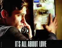 It's All About Love - 11 x 14 Movie Poster - Style B