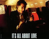 It's All About Love - 11 x 14 Movie Poster - Style C