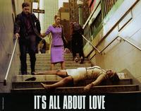 It's All About Love - 11 x 14 Movie Poster - Style D