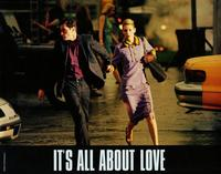 It's All About Love - 11 x 14 Movie Poster - Style E