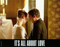 It's All About Love - 11 x 14 Movie Poster - Style F