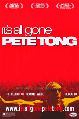 It's All Gone Pete Tong - 11 x 17 Movie Poster - Style B
