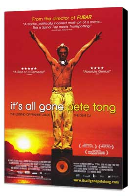 It's All Gone Pete Tong - 27 x 40 Movie Poster - Style C - Museum Wrapped Canvas