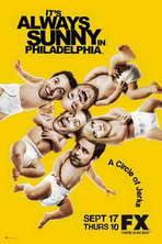 It's Always Sunny in Philadelphia - 11 x 17 TV Poster - Style B