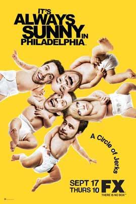 It's Always Sunny in Philadelphia - 11 x 17 Movie Poster - Style B