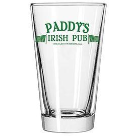 It's Always Sunny in Philadelphia - Always Sunny in Philadelphia Paddy's Pub Pint Glass