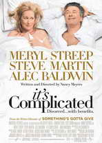 It's Complicated - 27 x 40 Movie Poster - Style B