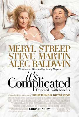 It's Complicated - 11 x 17 Movie Poster - Style B