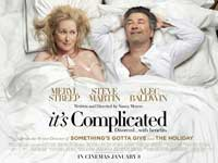 It's Complicated - 30 x 40 Movie Poster UK - Style A